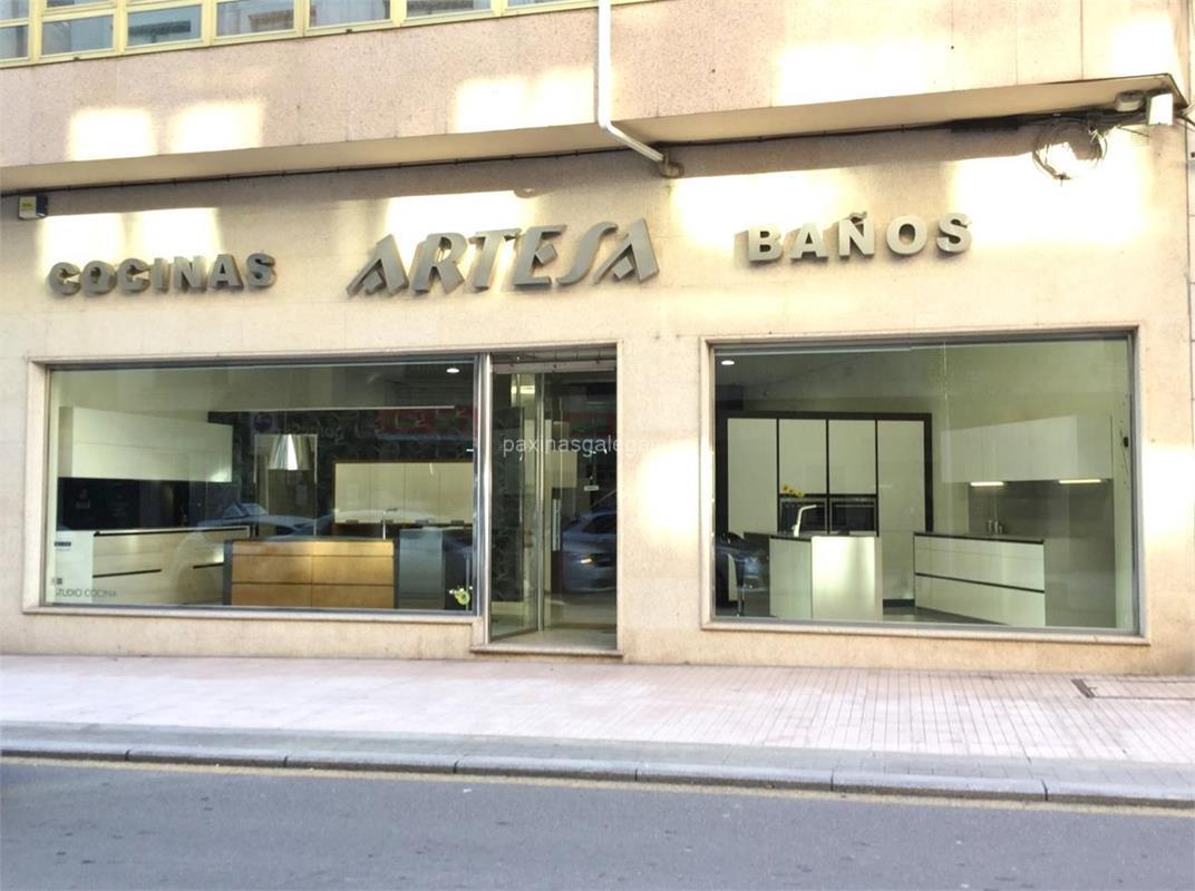 Cociñas Artesa en Pontevedra