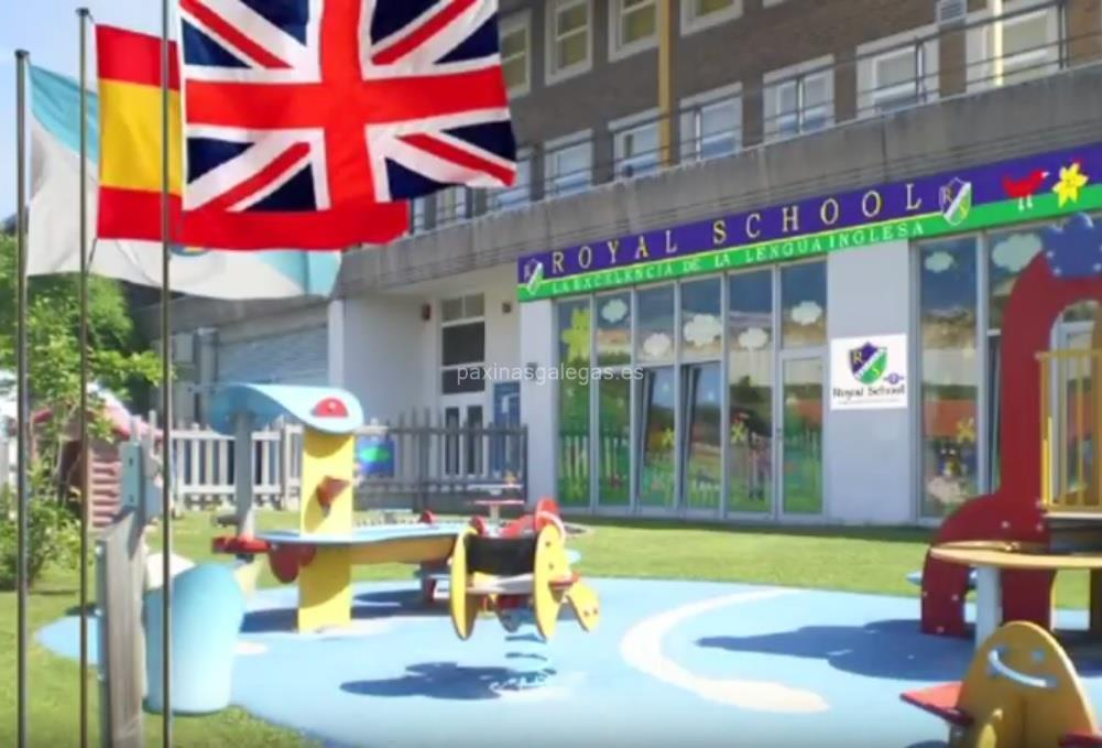 video corporativo Colegio British Royal School