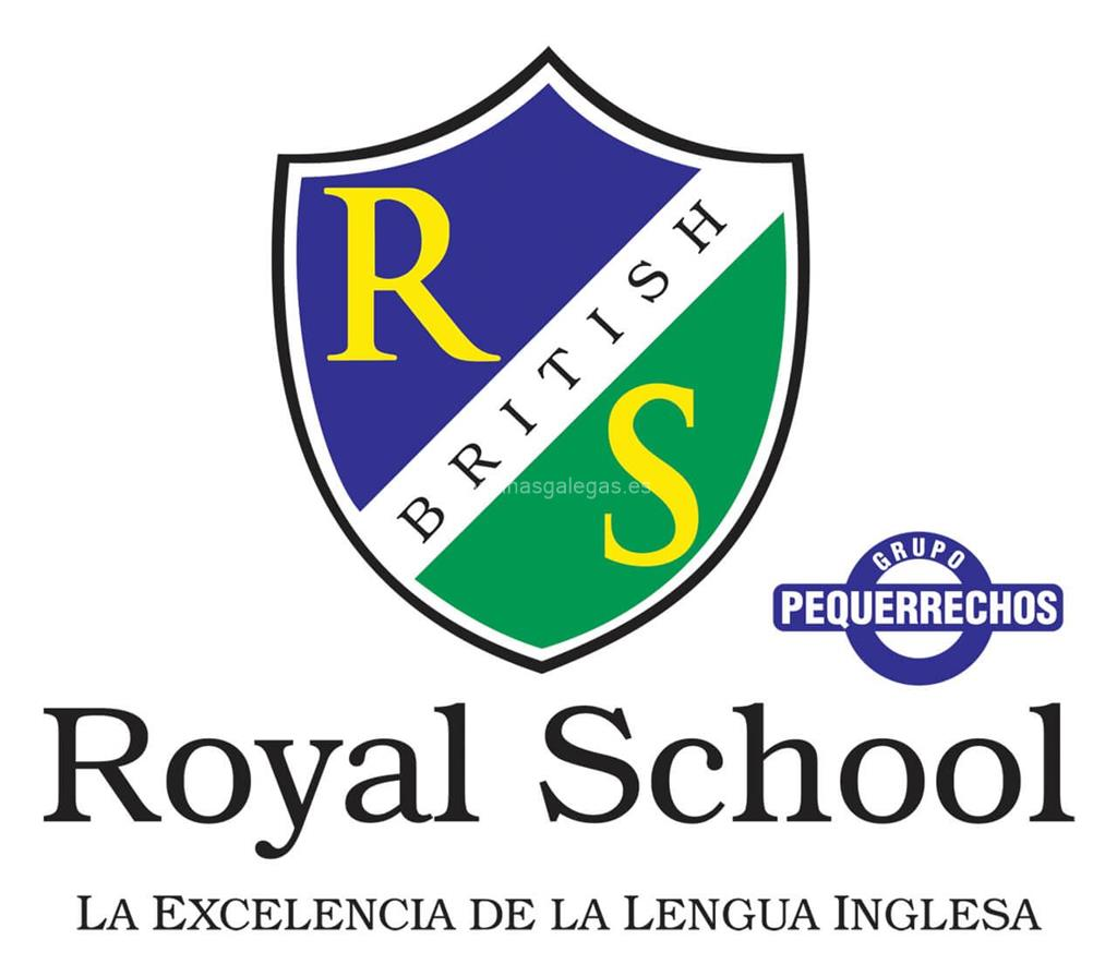 logotipo Colegio British Royal School
