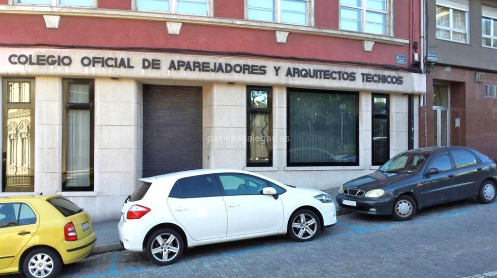 Colegio oficial de aparejadores y arquitectos t cnicos a coru a - Aparejadores coruna ...