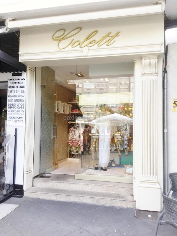 Tienda De Ropa Colett En Santiago