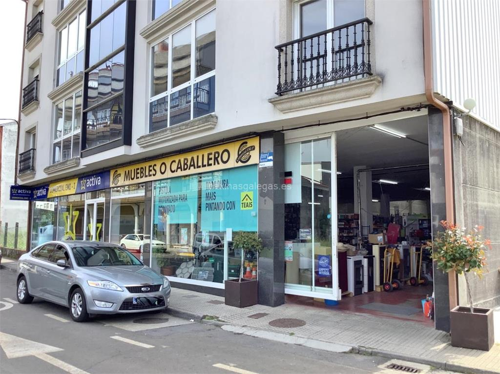 Comercial emi outes for Muebles caballero