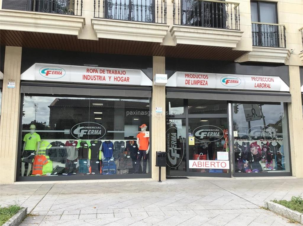 Comercial ferma ourense for Oficina empleo ourense