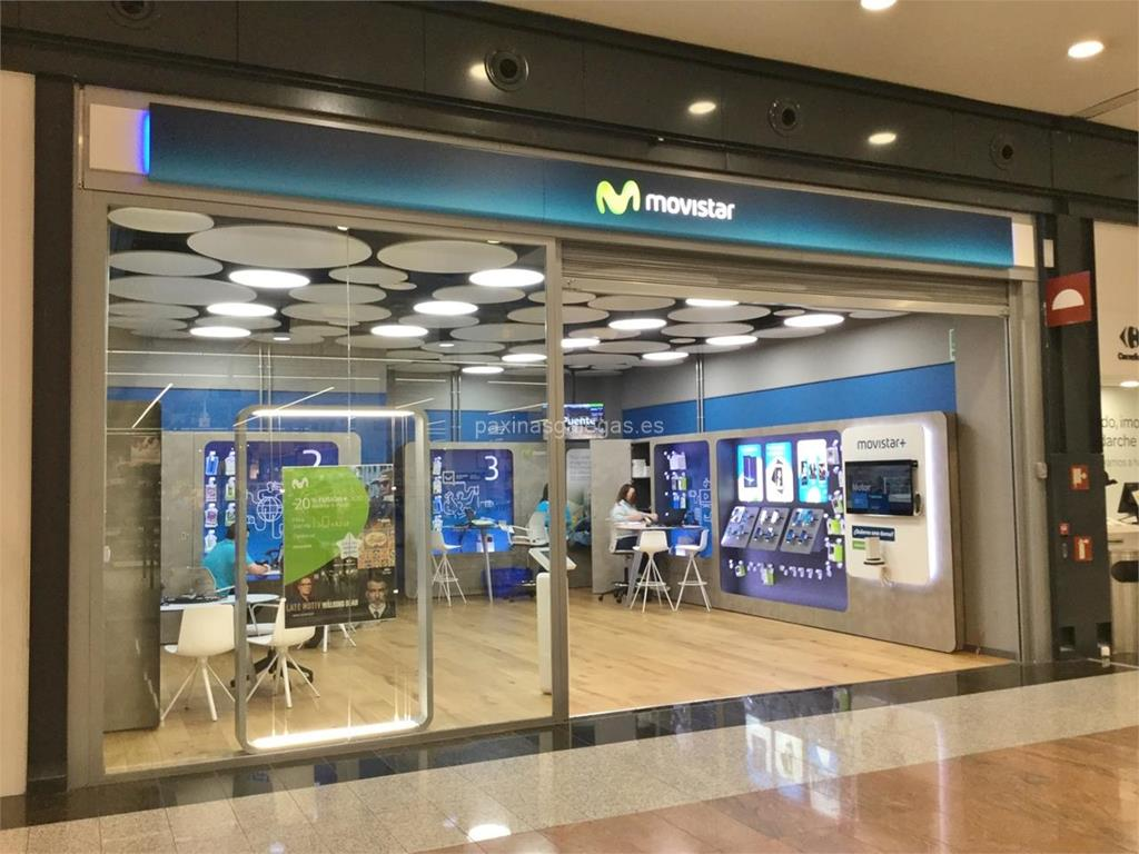 imagen principal Commcenter As Cancelas - Movistar