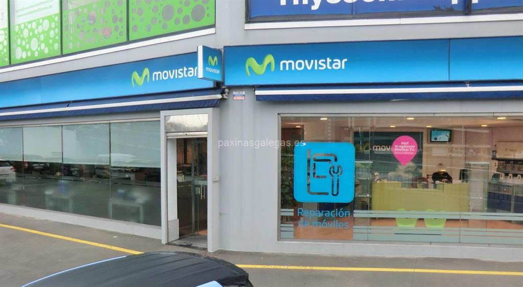 Commcenter oficina de empresas movistar a coru a for Movistar oficinas