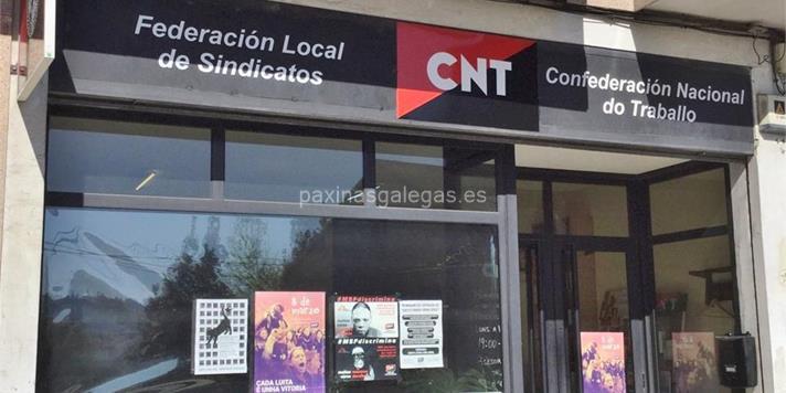Image result for Confederación Nacional do Traballo