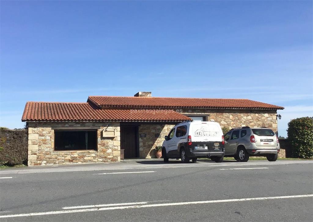 Construcciones r sticas gallegas bergondo - Casa rusticas gallegas ...