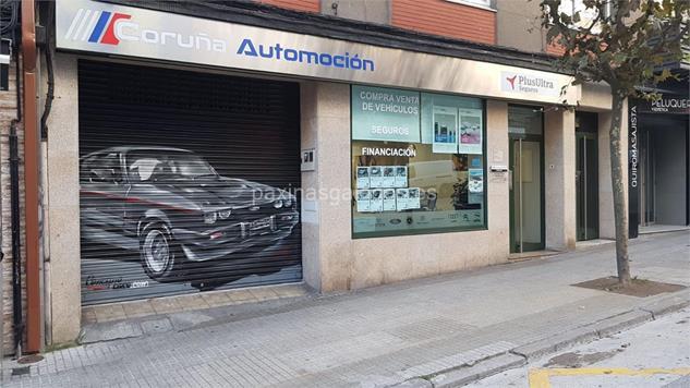 Coruña Automoción A Coruña