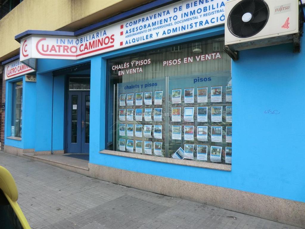 Inmobiliaria Cuatro Caminos A Coru A
