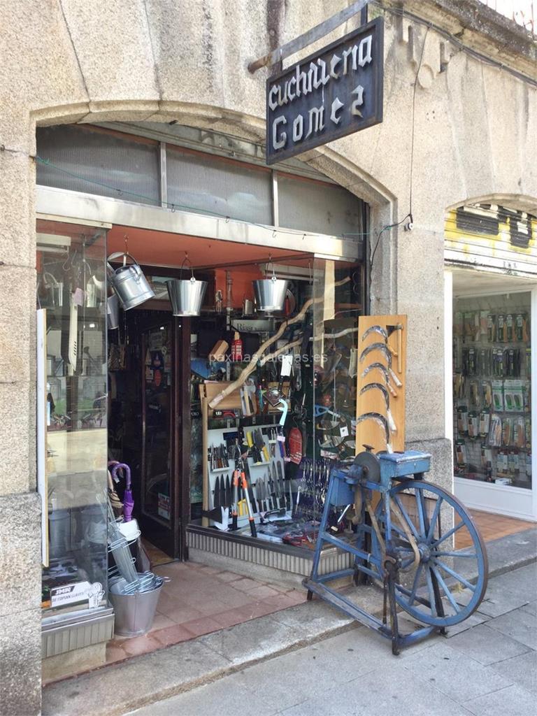 Cuchiller A G Mez Pontevedra # Muebles Gomez Y Sierra