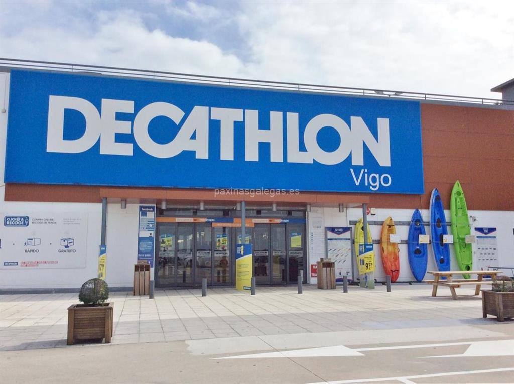 Decathlon vigo for Decathlon piscina