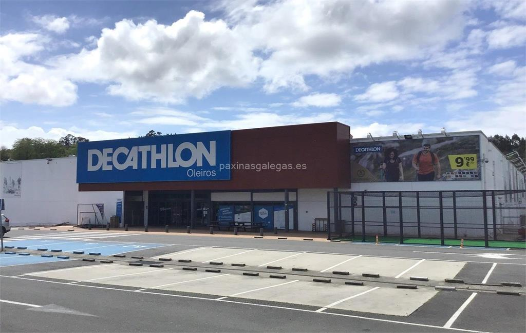 Decathlon oleiros for Piscinas decathlon catalogo