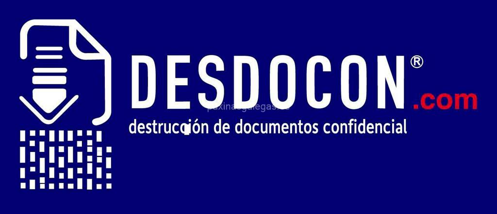 logotipo Desdocon