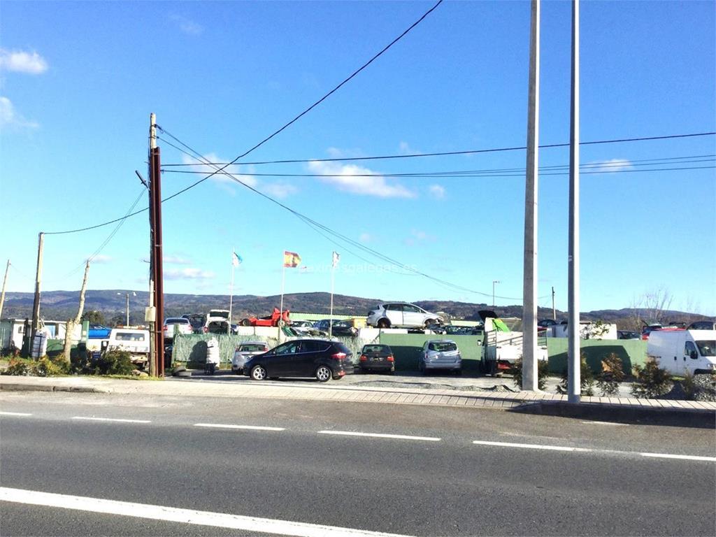 Desguaces Meilán Cabaleiro - A Estrada