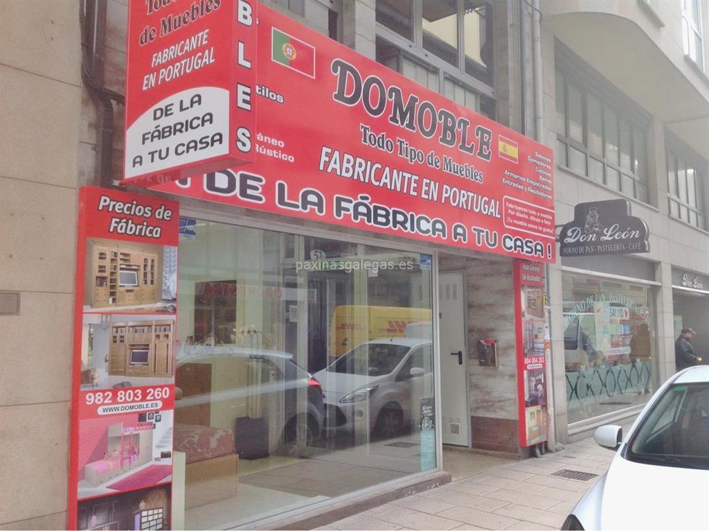 Domoble lugo - Fabrica muebles portugal ...