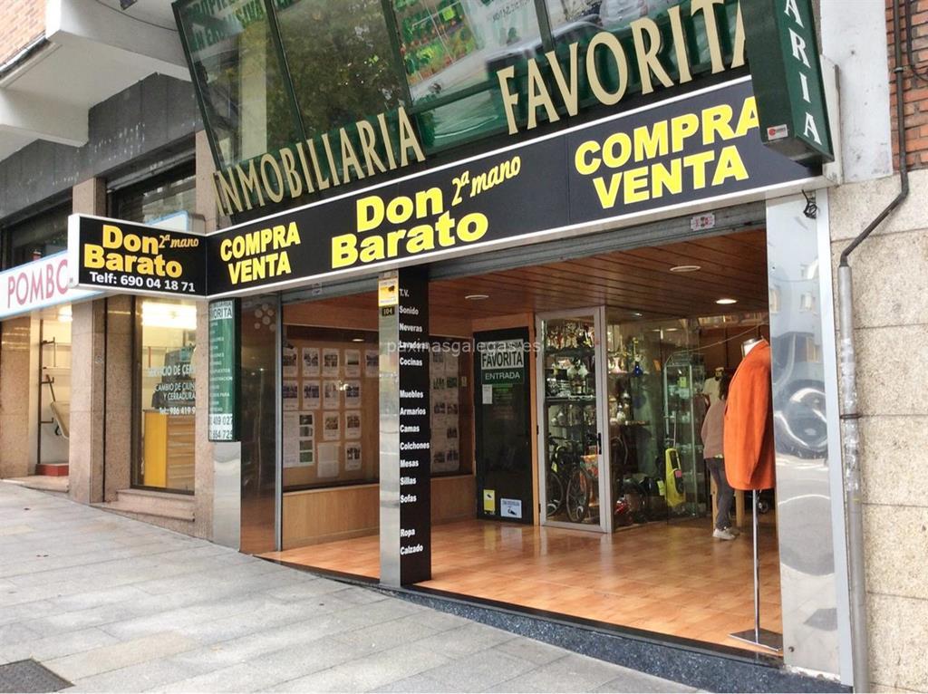Don barato vigo for Don barato muebles
