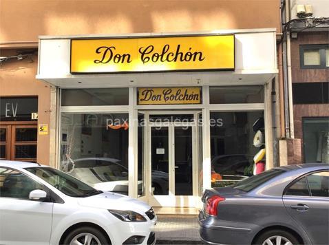 Don Colchón   A Coruña