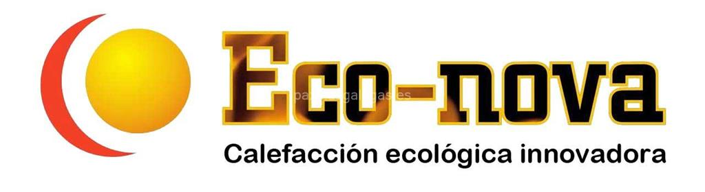 logotipo Eco-Nova (Pellets)