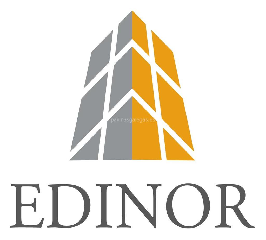 logotipo Edinor