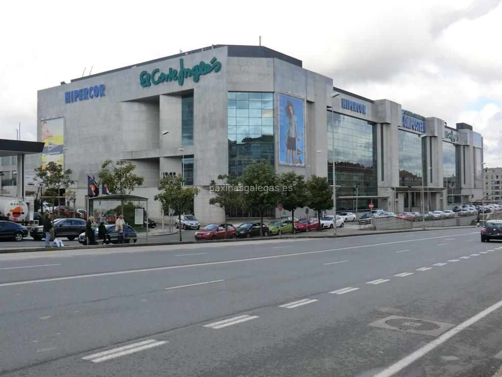 El corte ingl s centro comercial compostela santiago - Impetus el corte ingles ...