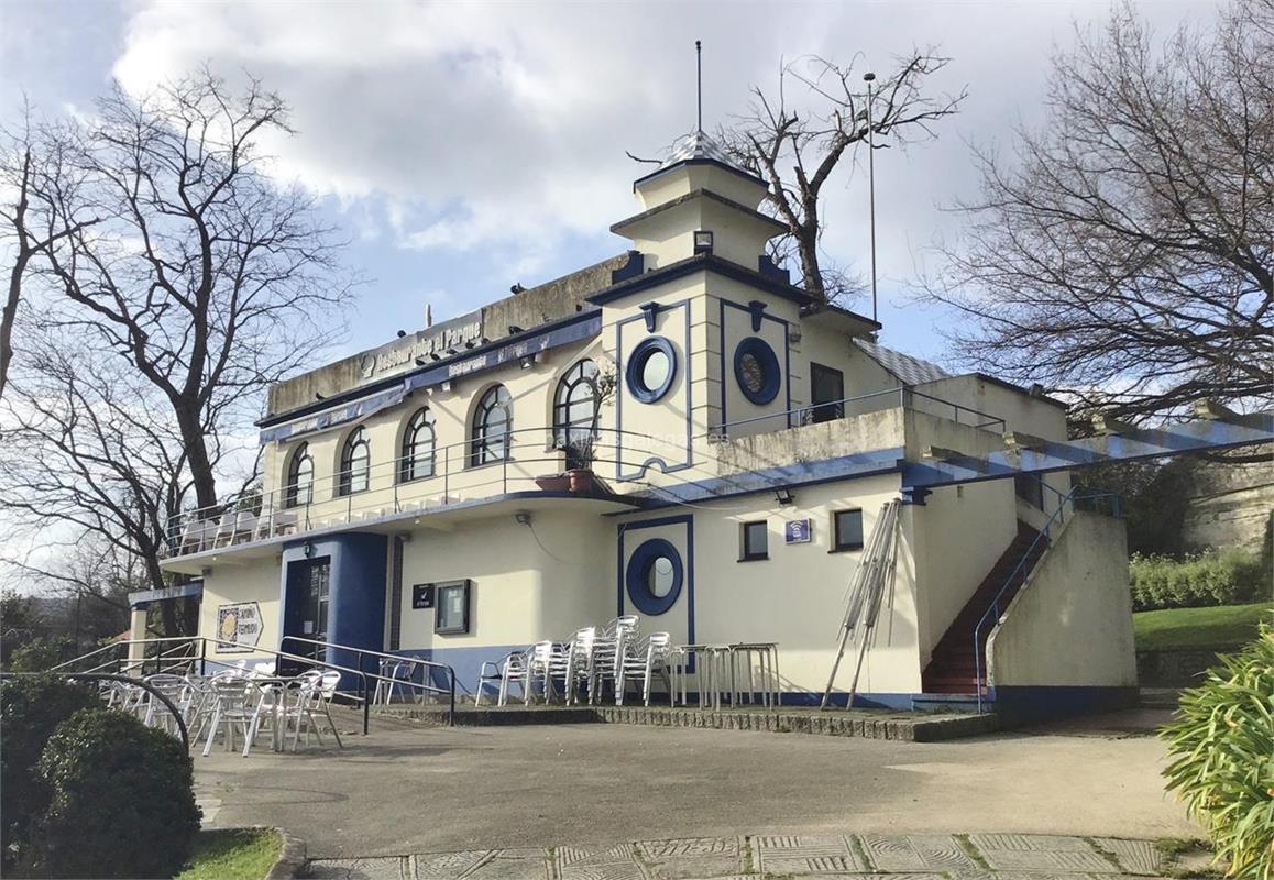 Restaurante El Parque En Ferrol