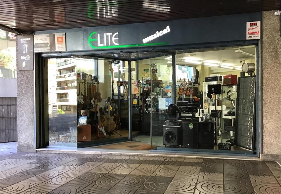 Instrumentos Musicales Elite Musical En Vigo