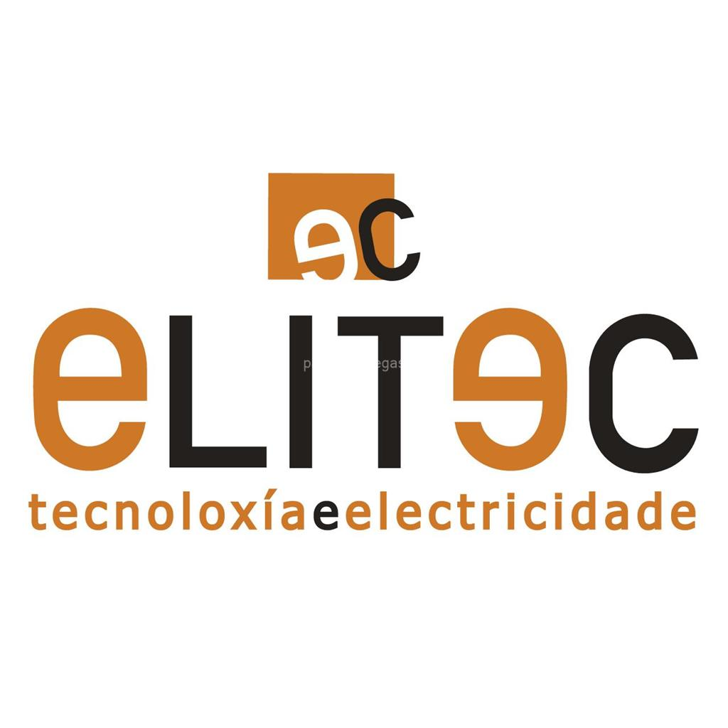 logotipo Elitec Electricidad