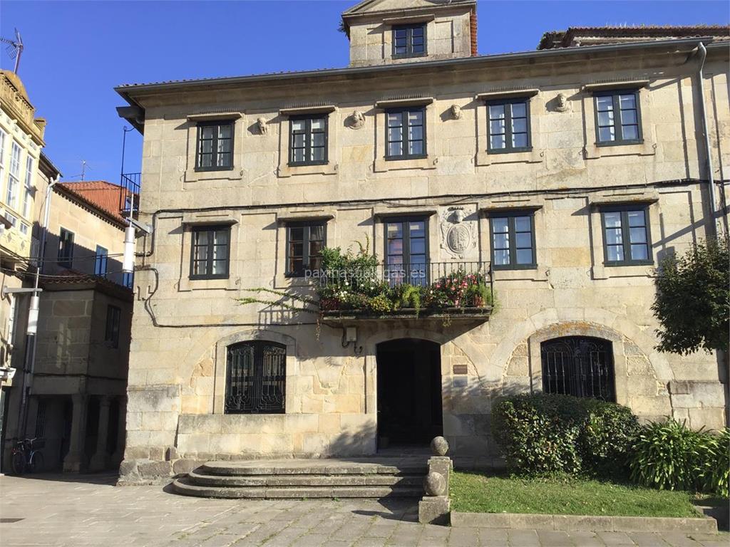 Enrique barreiro arquitectos s c p pontevedra - Arquitectos en pontevedra ...