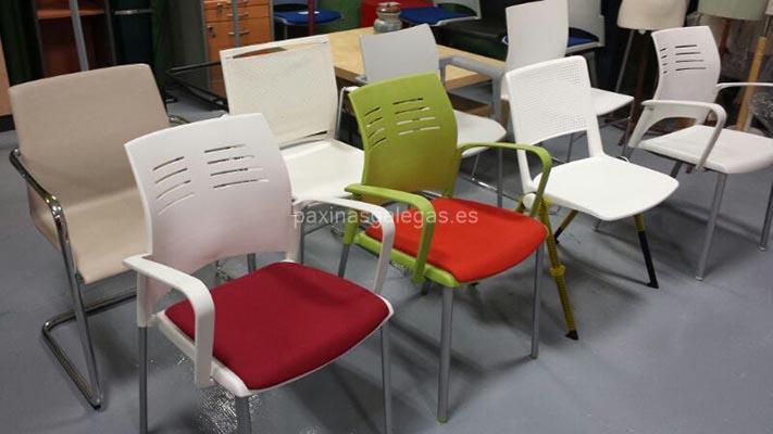 Equipamentos quintela ourense for Muebles de oficina ourense