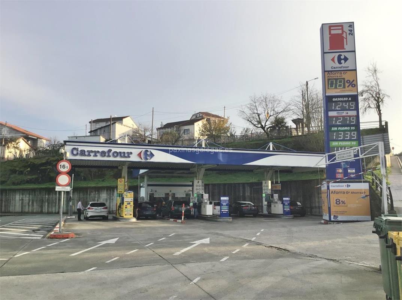 Gasolinera Estacion De Servicio Carrefour En Barbadas