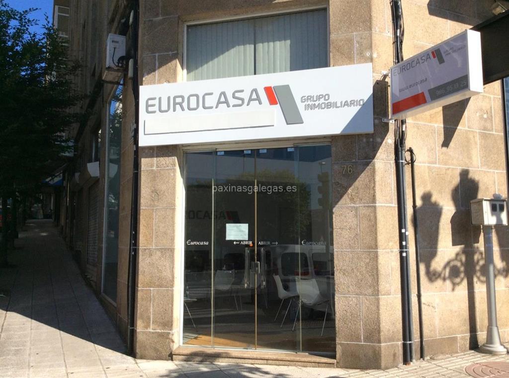 Eurocasa vigo for Oficina catastro pontevedra