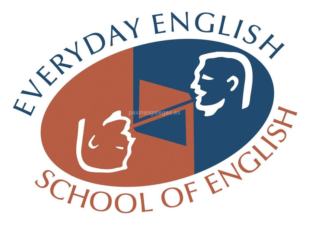 logotipo Everyday English School of English