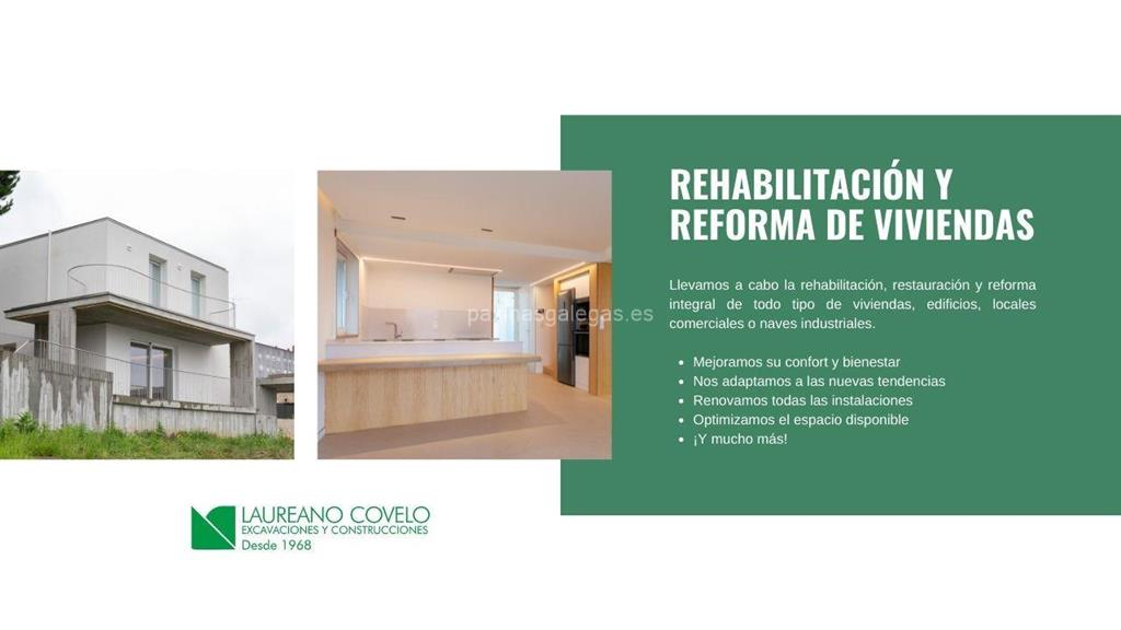 video corporativo Excav. y Const. Laureano Covelo, S.A.