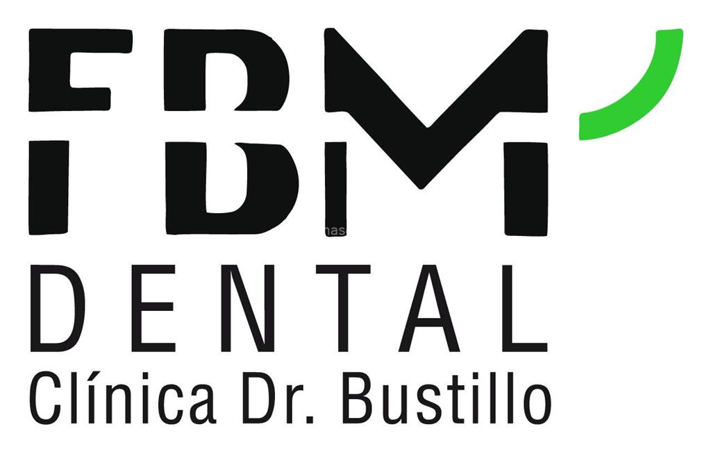 logotipo FBM Dental - Dr. Bustillo