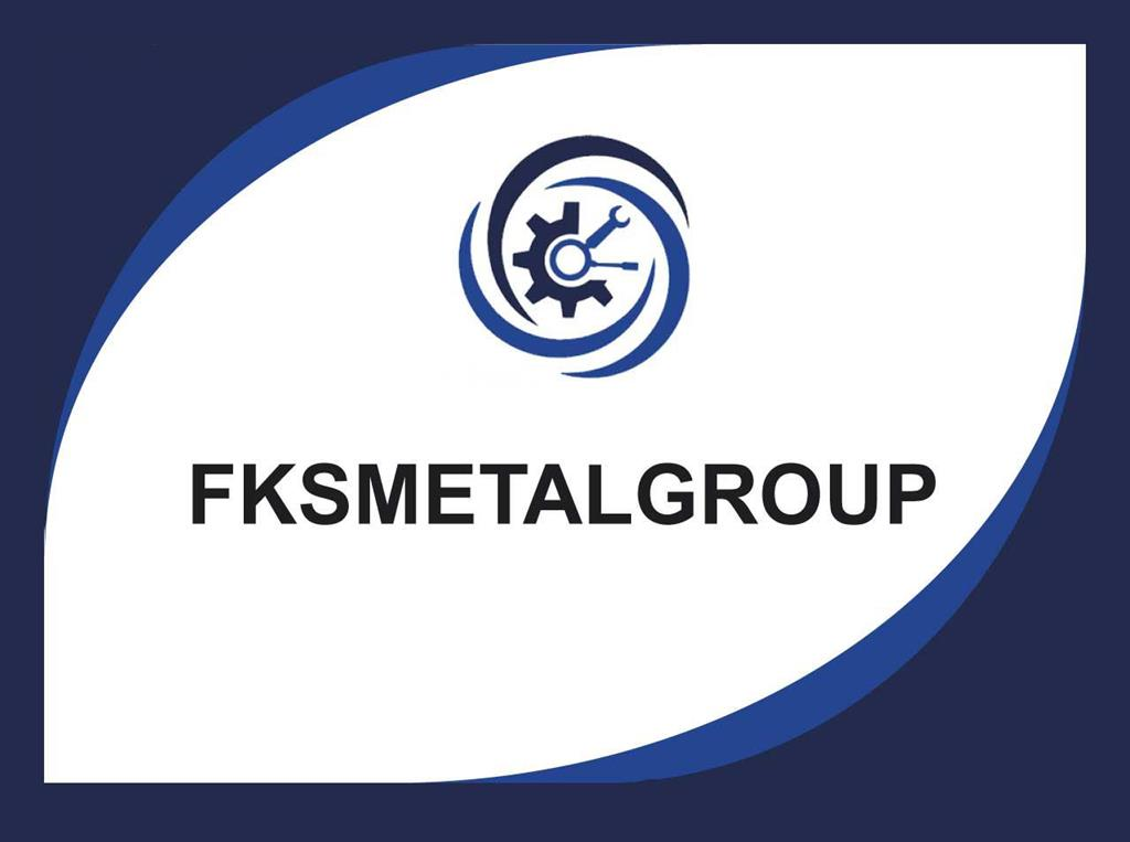 logotipo Fks Metal Group