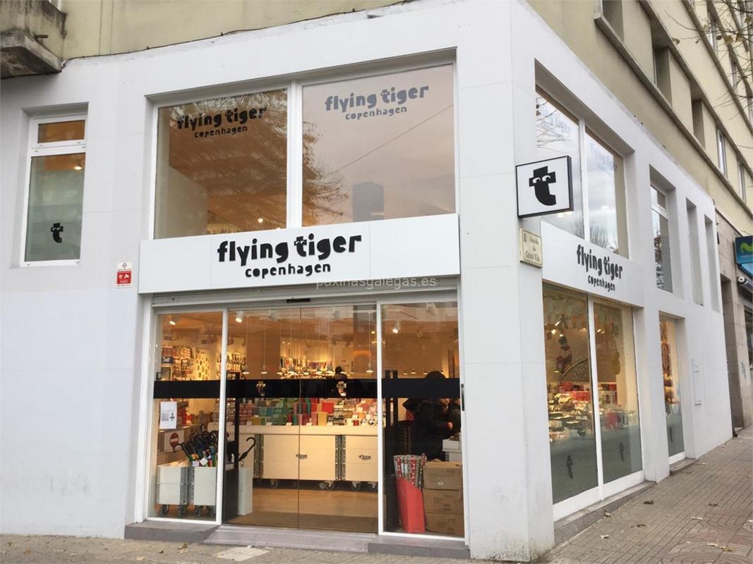 Flying Tiger En Vigo