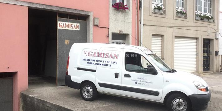 Muebles de Cocina y Baño - Gamisan - Santiago
