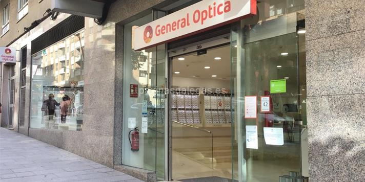 67bad5b0e5 General Óptica - Vigo (Avda. Camelias, 137)
