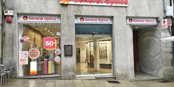 5a5aab3ac4 General Óptica - Vigo (Porta do Sol, 3)