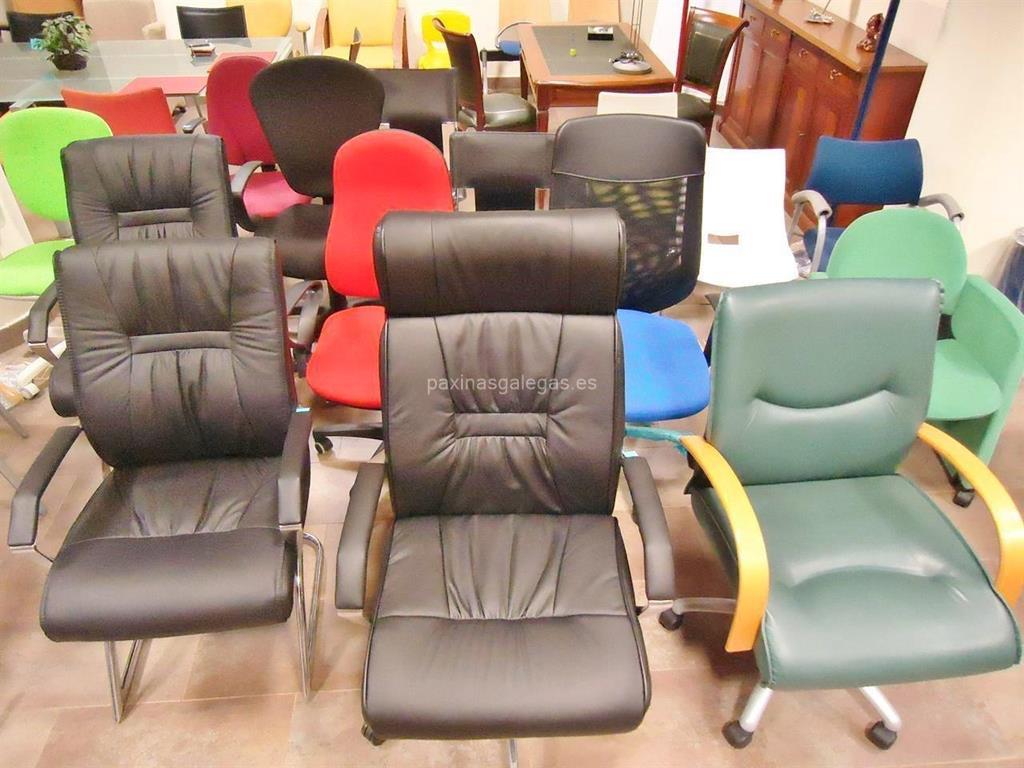 Gesinre ourense for Muebles de oficina ourense