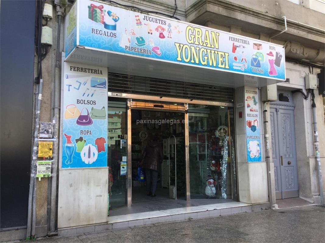 Bazar Gran Yongwei En Vigo