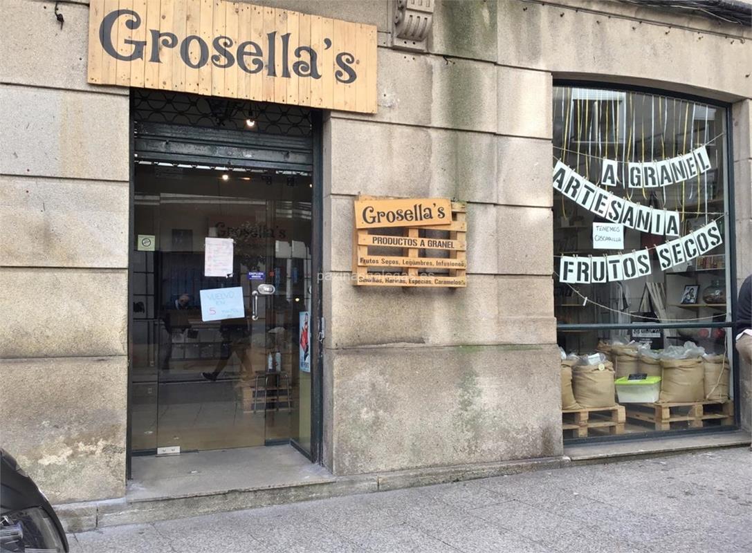 Tienda Ecologica Grosella S En Vigo