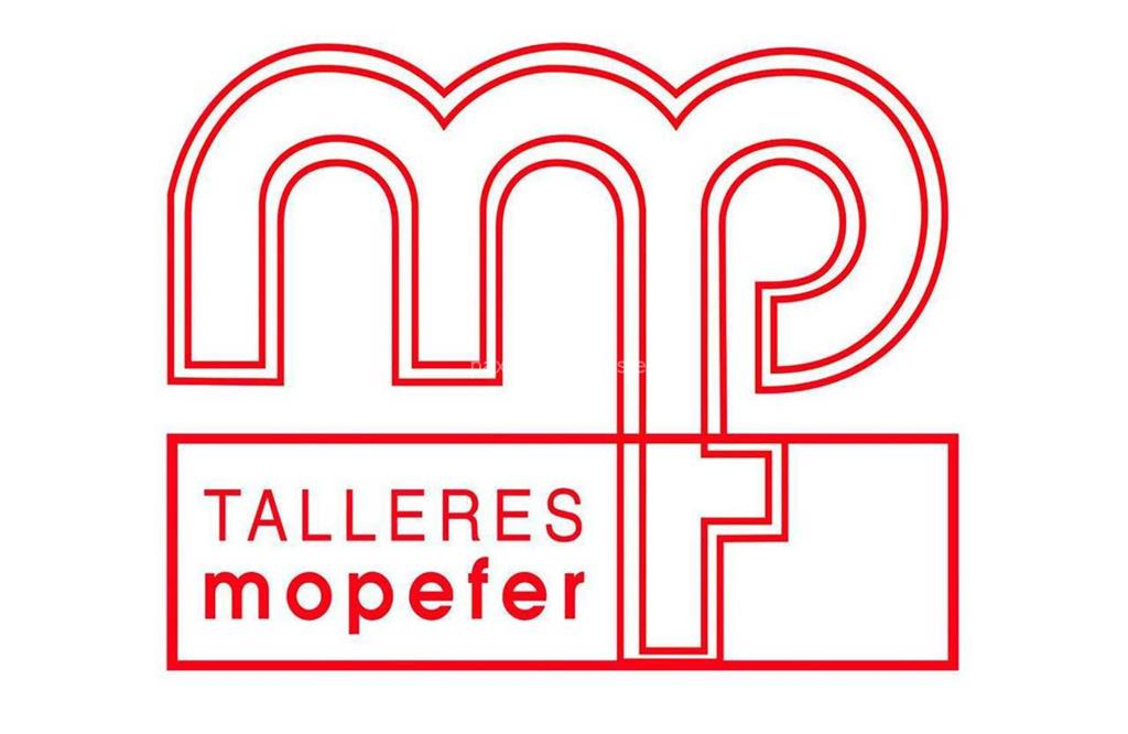 logotipo Grúas Mopefer