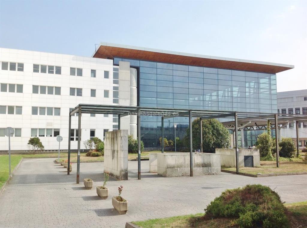 Hospital arquitecto marcide ferrol - Arquitectos ferrol ...