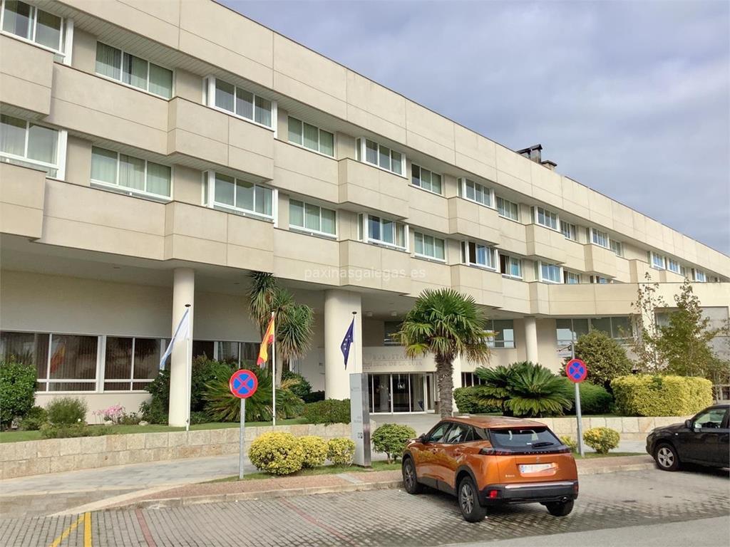 Hotel balneario eurostars isla de la toja o grove for Hotel luxury la toja