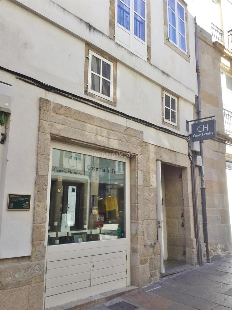 Hotel carr s casa de la troya santiago for Oficina correos santiago de compostela