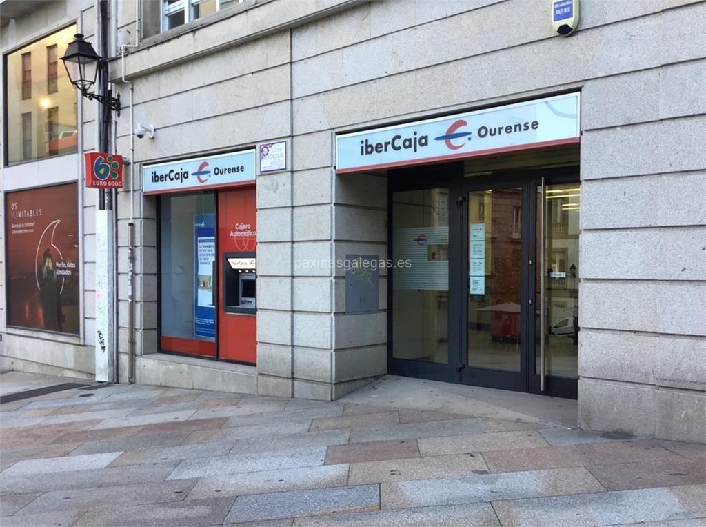 ibercaja banco ourense