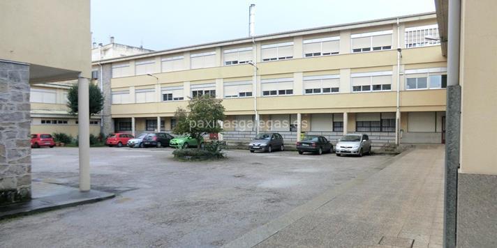 Centro De Enseñanza Ies Eduardo Blanco Amor Ourense