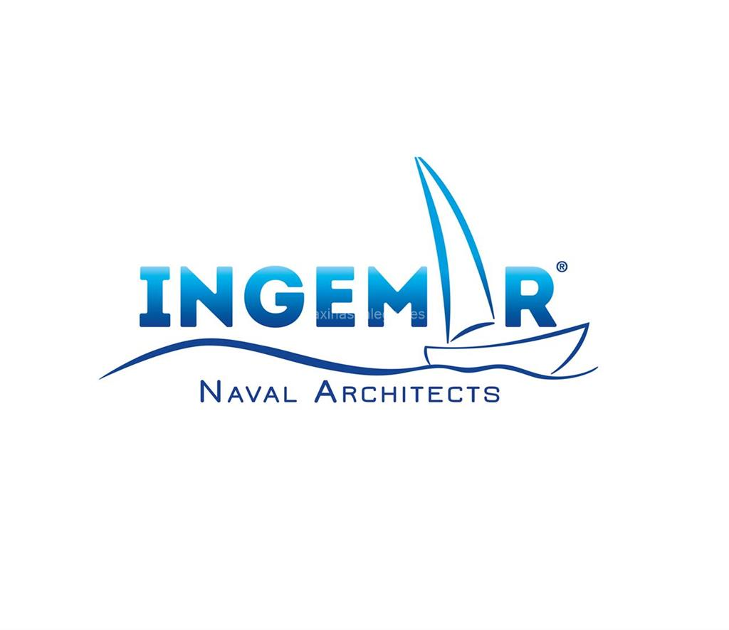 logotipo Ingemar Naval Architecs
