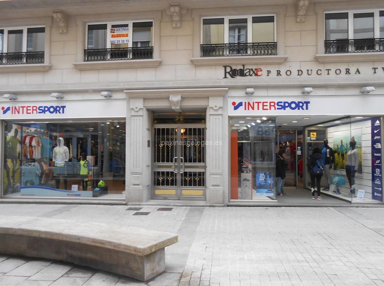 Deportes Intersport En Lugo